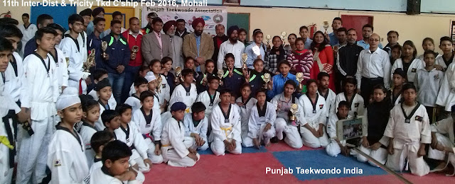 11th Inter-Dist & Tricity Tkd Championship, Mohali & honouring of Medal winners of 35th National Tkd Championship Mumbai, Master Er. Satpal Singh Rehal in Tkd action doing Taekwondo Jump & Flying Kick (Twio Yeop Chagi), Garhshankar, Hoshiarpur, Mohali, Chandigarh, Punjab, India, Patiala, Jalandhar, Moga, Ludhiana, FSpliterozepur, Sangrur, Fazilka, Mansa, Nawanshahr, Ropar, Amritsar, Gurdaspur, Tarn taran, Martial Arts Tkd Training Club, Classes, Academy, Association, Federation