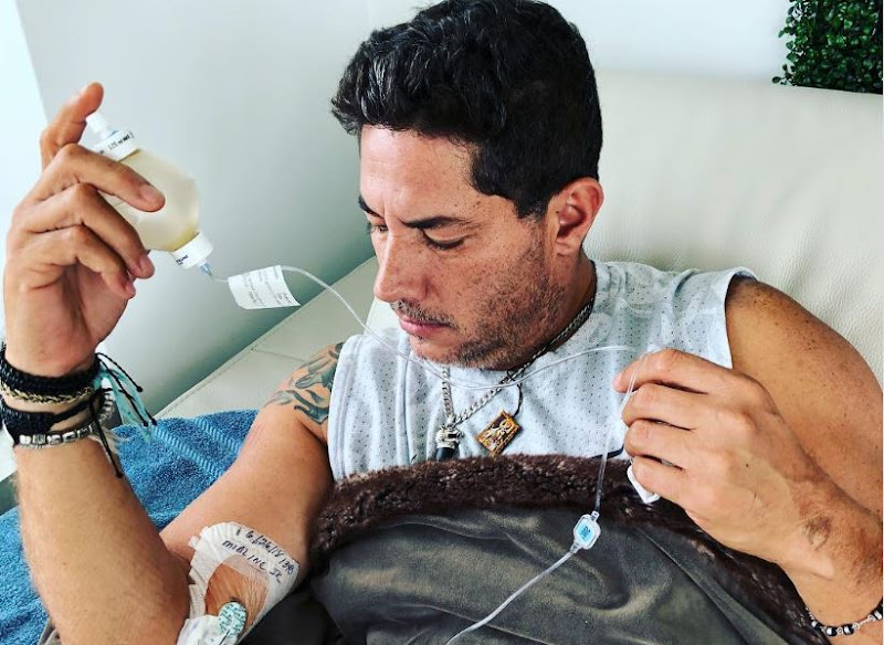 Fernando del Rincón fue dado de alta en el Hospital de Miami