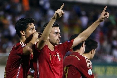 Marco Asensio thi đấu thành công ở U19 Tây Ban Nha