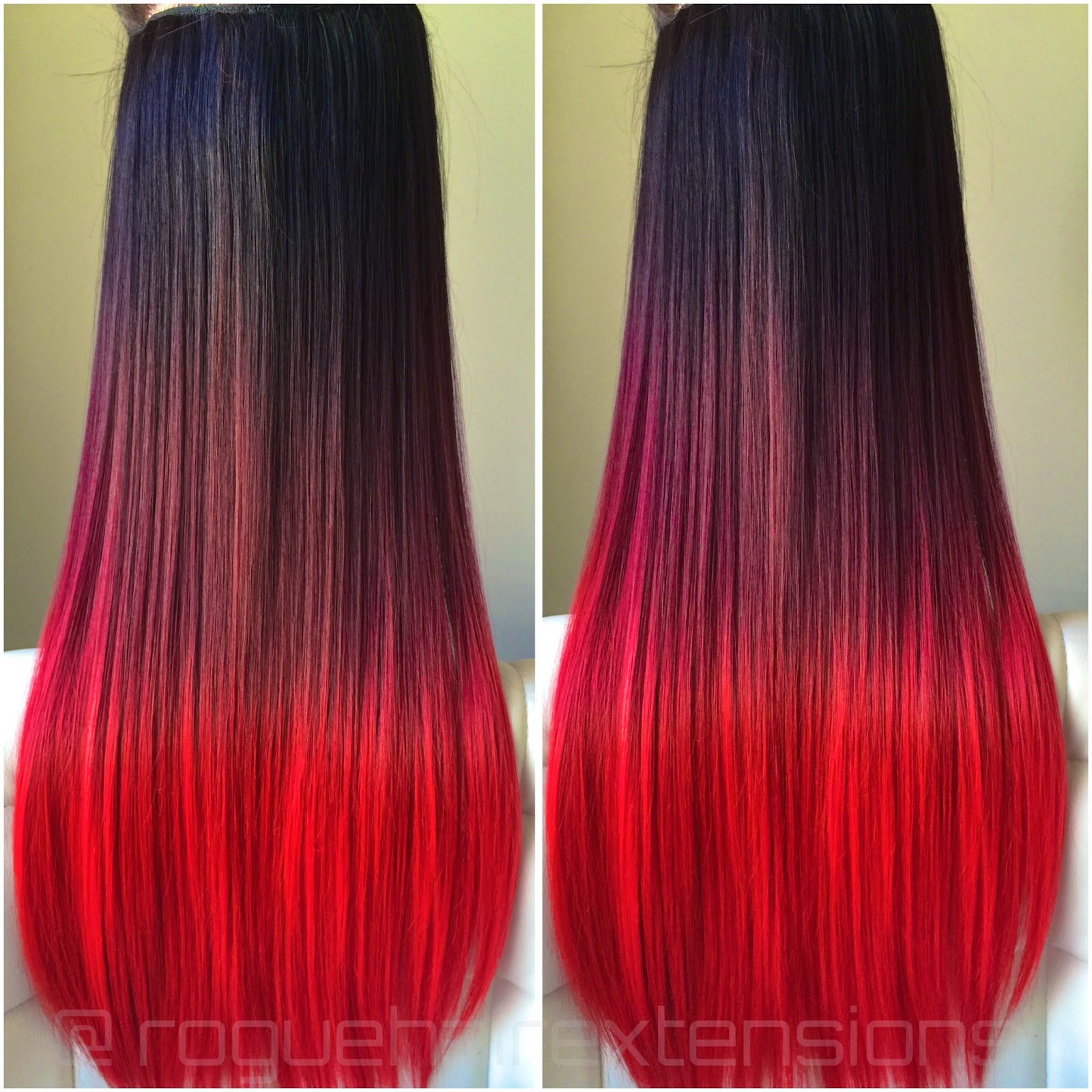 Rogue Hair Extensions New Age Synthetic Hair Rogue Hair