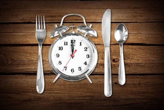 Ποιες ώρες επιτρέπεται να φάτε για να χάσετε βάρος