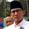 Sandiaga Ingin Goyang Jokowi di Kandang Banteng