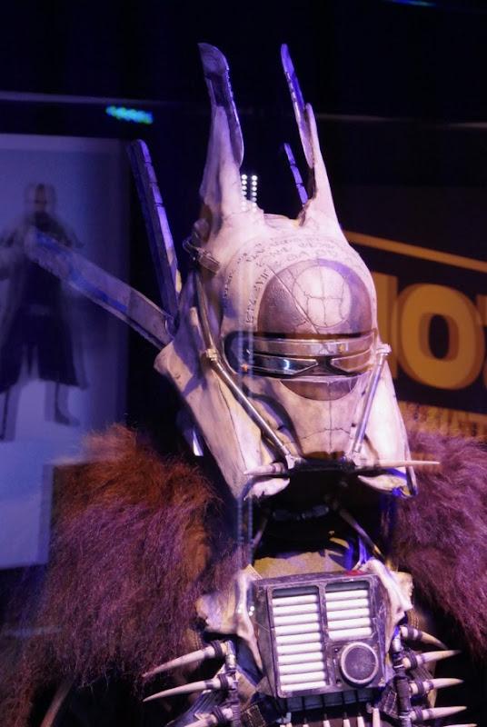 Solo Star Wars Enfys Nest helmet
