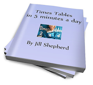 Times Tables in 5 minutes a Day