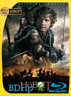 El Hobbit: La Batalla De Los Cinco Ejércitos (2014) Latino HD BDRIP 1080p [GoogleDrive]