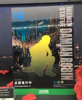 Damian Wayne Robin DC Ikemen Statue