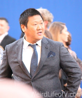 Benedict Wong arrives at the Doctor Strange Premiere in Hollywood