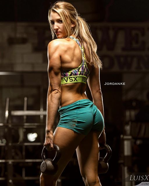 Fitness Model JORDAN EDWARDS photoshoot