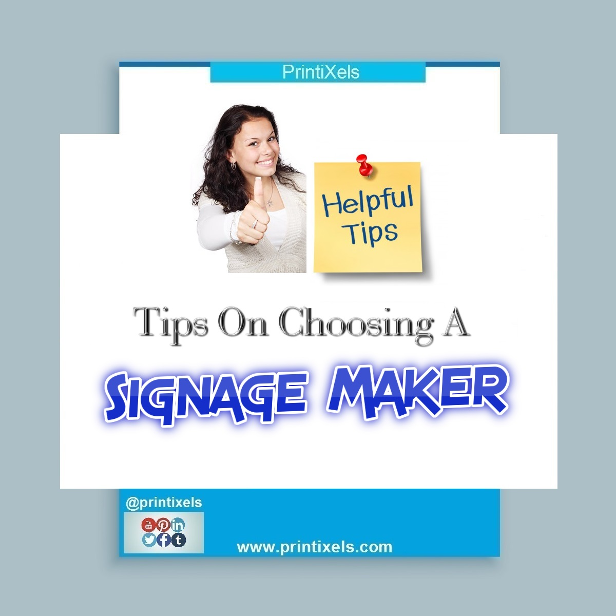 Tips on Choosing a Signage Maker in Cavite