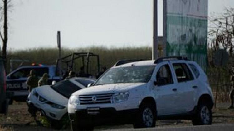 Enfrentamientos entre sicarios deja tres muertos y quince heridos, entre ellos un exsubprocurador.