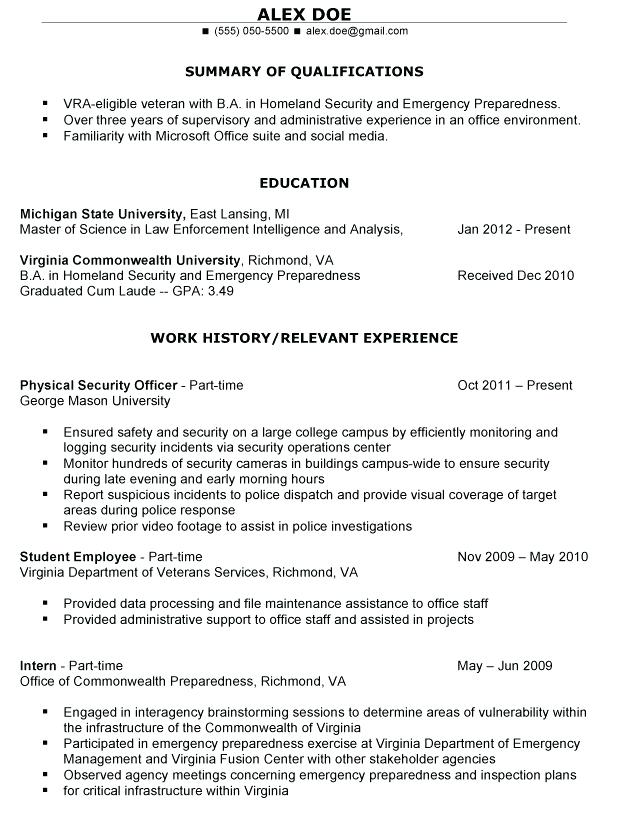 Best resume writing service military diego