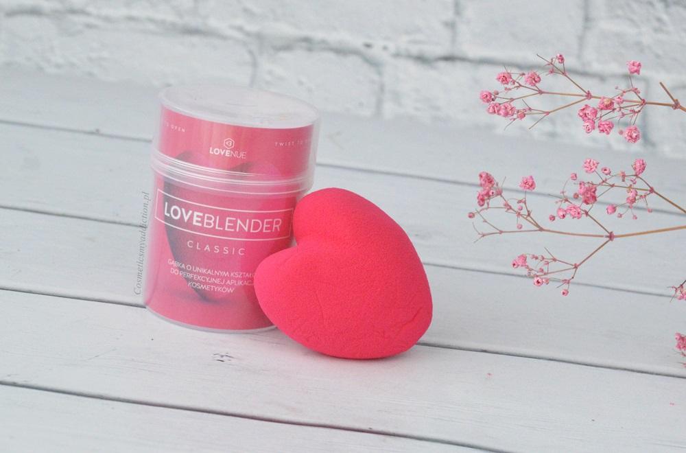 Loveblender - gąbeczka do makijażu