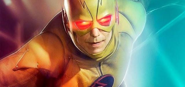 Flash-Reverso não deverá ser o vilão principal em 'The Flash' de Ezra Miller