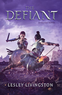 """The Defiant""  Saga The Valiant #02 -  Lesley Livingston"