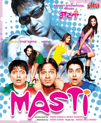 Masti 2004 Hindi Movie Download