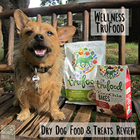 Wellness trufood dog food and treats review