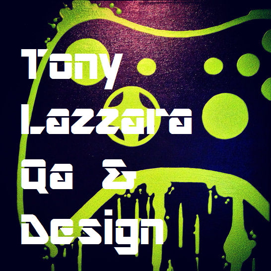 Tony Lazzara QA & Design