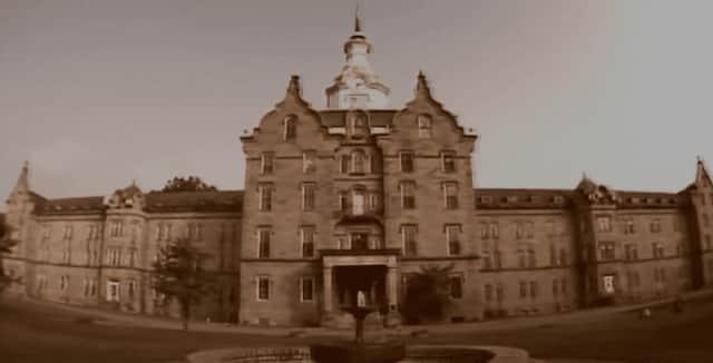 Trans-Allegheny Lunatic Asylum- Weston,WV