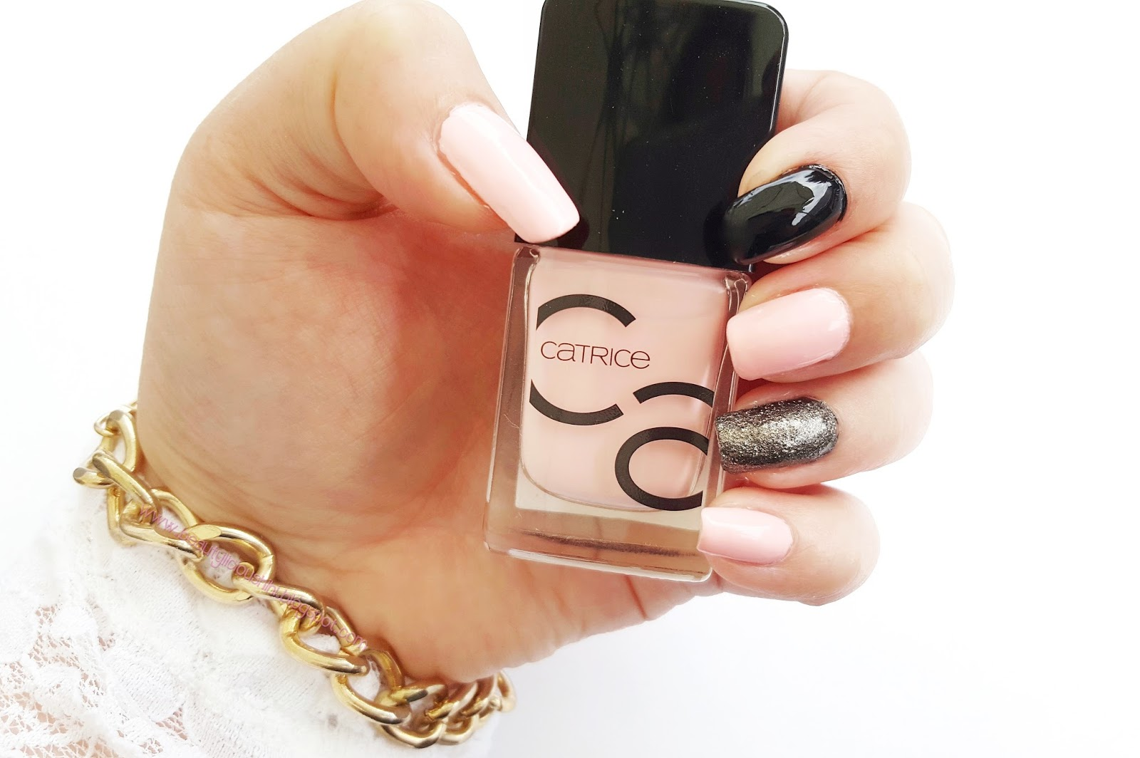 Beauty. ♥: Catrice ICONails Gel Lacquer Nagellack - 29 Donut Worry ...