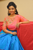Nithya Shetty in Orange Choli at Kalamandir Foundation 7th anniversary Celebrations ~  Actress Galleries 104.JPG