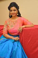 Nithya Shetty in Orange Choli at Kalamandir Foundation 7th anniversary Celebrations ~  Actress Galleries 104.JPG
