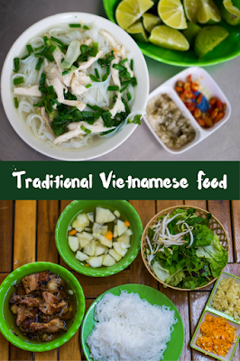 Travel the World: 15 Vietnamese dishes, treats, and drinks to try when traveling in Vietnam.