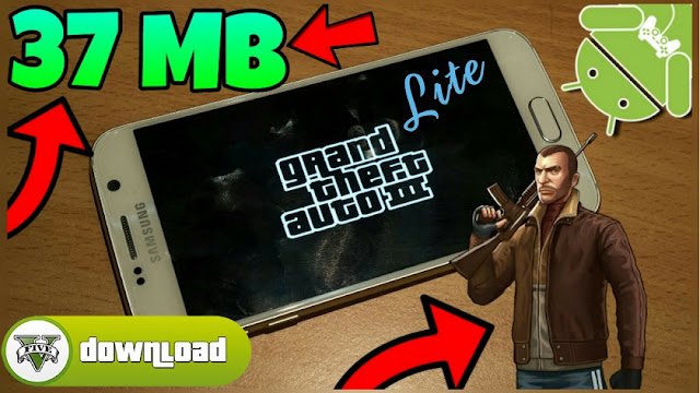 GTA 3 Lite Android Mobile تنزيل