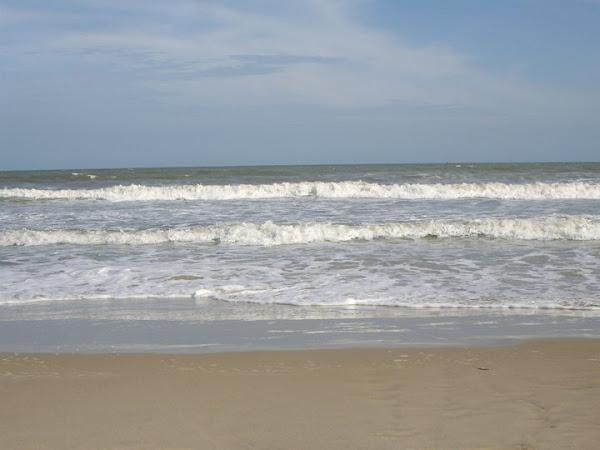Playa de arena blanca en Vung Tau - Vietnam