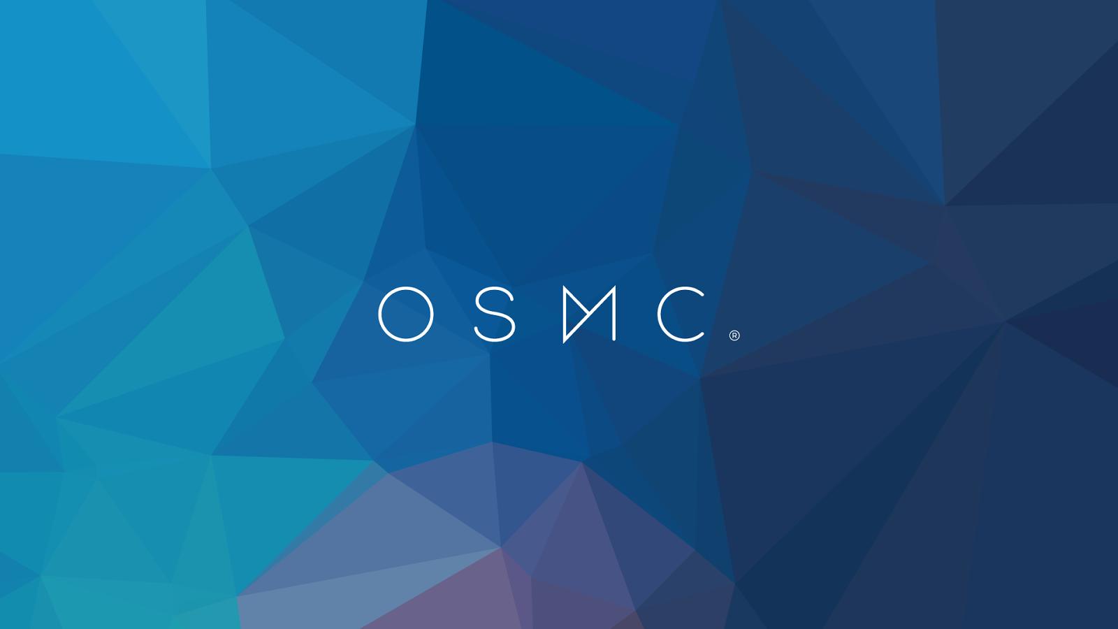 OSMC Media Center and NAS using Raspberry Pi