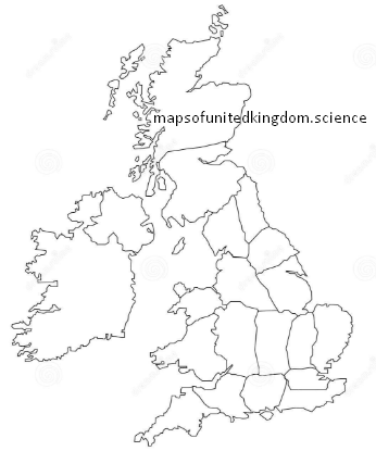 Maps Of United Kingdom Printable And Reviews