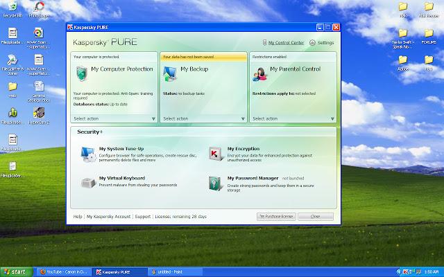 antivirus kaspersky free 2012 full version