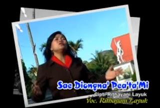 Download Lagu Sae Diongna' Pea'ta'Mi by Rithayani Layuk