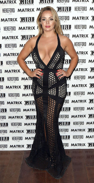 Gemma Garrett – Matrix Media Group Christmas Party