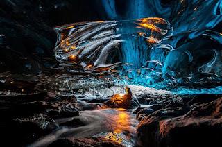 Green Pear Diaries, viajes, turismo, destinos turísticos, naturaleza, Cueva de hielo glaciar Vatnajökull, Islandia