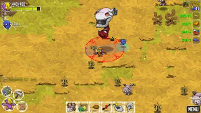 Crashlands v1.1.1 Apk Full