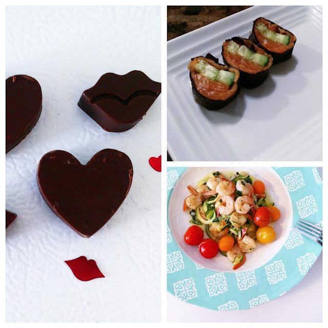 Top 5 des repas #paleo pour la St-Valentin
