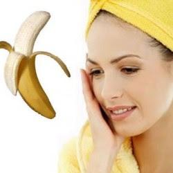 ماسك الموز للبشرة .. نضارة 100%