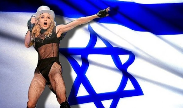 Judeu é preso por invadir computador de Madonna
