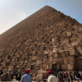 Giza Pyramids and Sphinx day tour