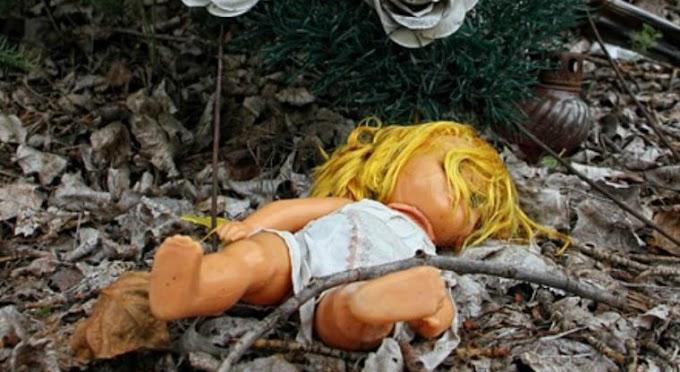 Anita apenas era una niña, fue raptada y asesinada