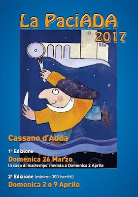 La Paciada 26 marzo 2-9 aprile Cassano d'Adda (MI)