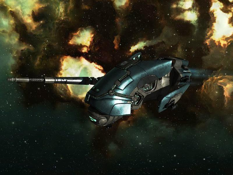 Eve online algos shield tank
