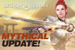 Download Legion of Heroes V1.8.04 MOD Apk