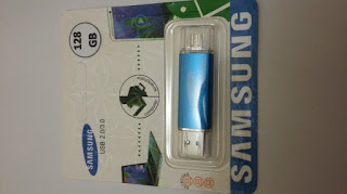 FLASHDISK OTG SAMSUNG 128GB