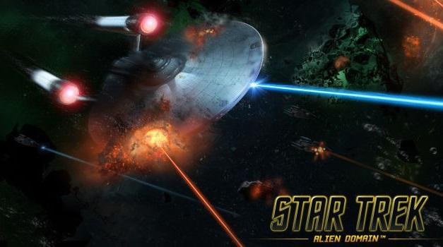 """Star Trek Online"" Game online free nhập vai 2010"