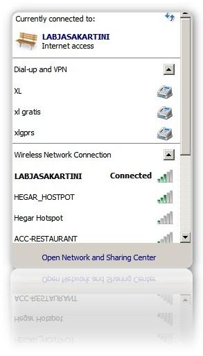 cara membuka password wifi