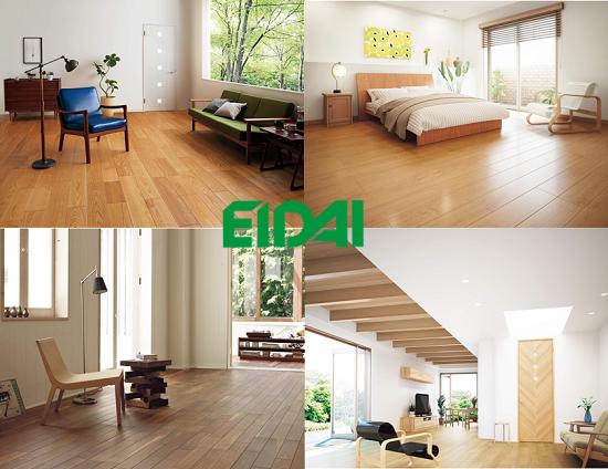Sàn gỗ của EIDAI đạt chất lượng đỉnh cao 0