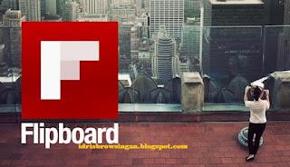 Majalah Online Flipboard