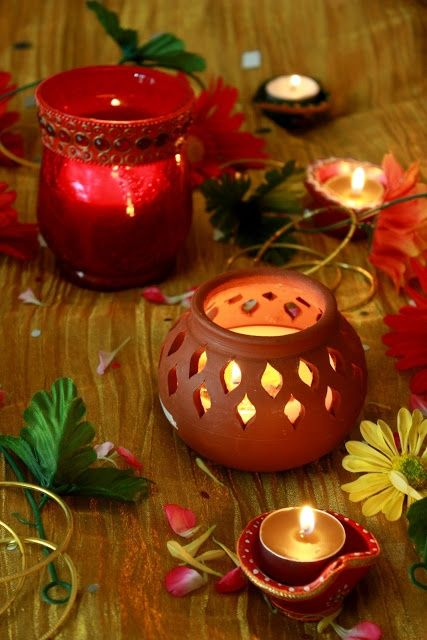 How To Decorate Diya