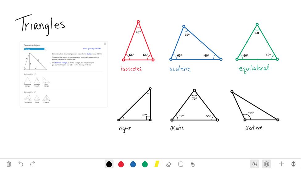 App Whiteboard (Lavagna) disponibile per Windows 10 HTNovo